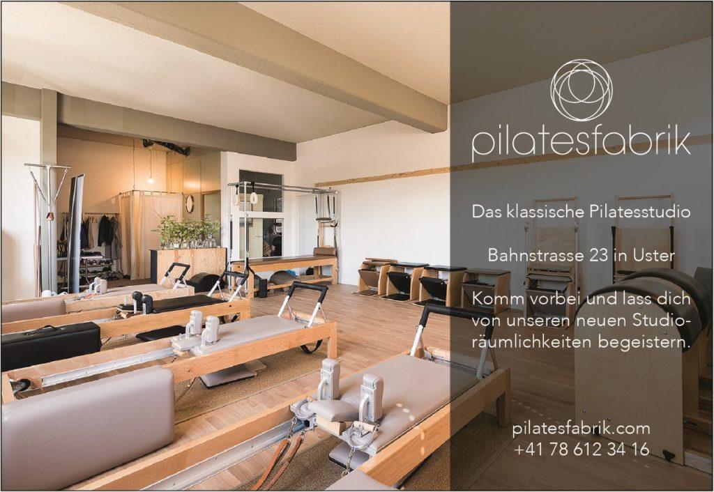 Pilates Uster