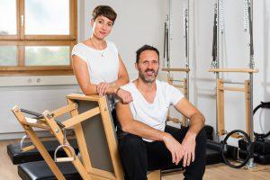 Bigna Knecht & Iwan Ursic Pilatesfabrik