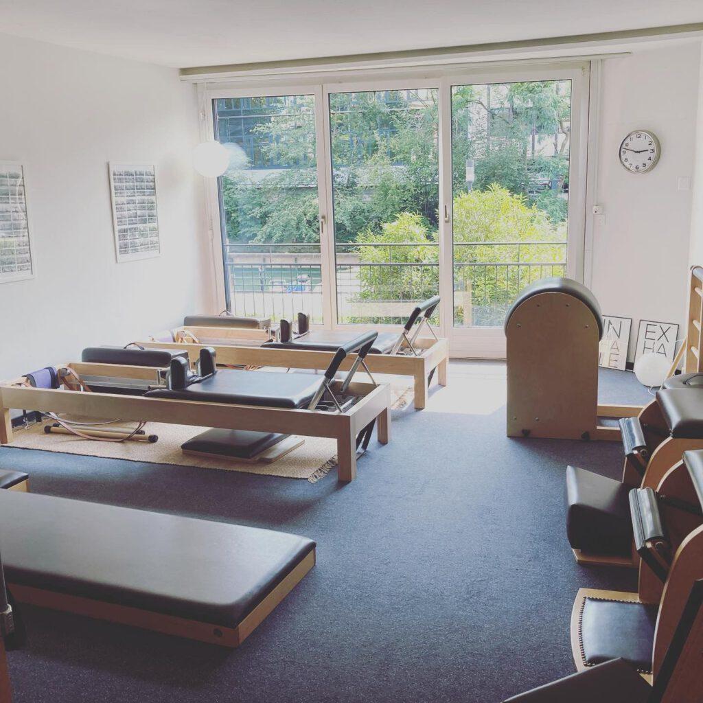 Klassisches Pilates Studio in Zürich